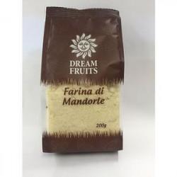 Farina di Mandorle DREAM FRUITS conf. da 200gr