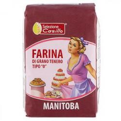 """Farina """"0"""" manitoba SELEZIONE CASILLO 1kg"""
