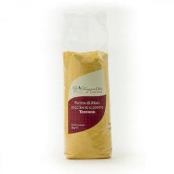 Farina di granoturco DEL COLLE conf. da 1kg