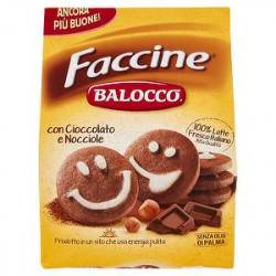 Faccine BALOCCO senza olio di palma 700gr