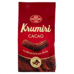 Krumiri BISTEFANI al cacao 290gr