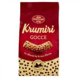 Krumiri BISTEFANI gocce di cioccolato 290gr