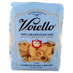 Mezze maniche pasta di semola VOIELLO 500gr