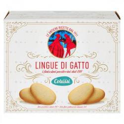 Lingue di Gatto COLUSSI 130gr