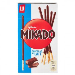 Mikado LU cioccolato al latte 75gr