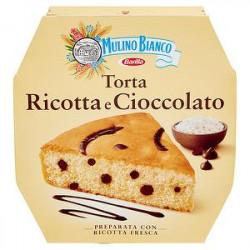 Torta ricotta e cioccolato Mulino Bianco BARILLA 475gr