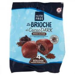 Brioche NUTRIFREE senza glutine al cacao dark 200gr conf. da 4 pezzi