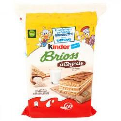 Kinder Brioss FERRERO integrale 270gr conf. da 10 pezzi