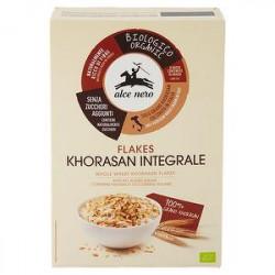 Flakes Khorasan integrale ALCE NERO bio 200gr