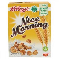Cereali Nice Morning KELLOGG'S benessere integrale 375gr