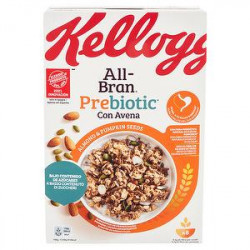 All-Bran Prebiotic KELLOGG'S 380gr