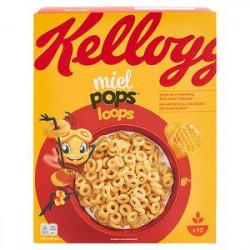 Miel Pops Loops KELLOGG'S 375gr