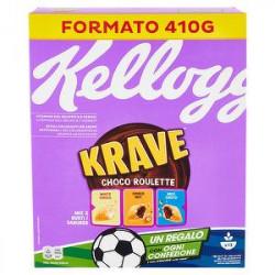 Cereali Choco Krave KELLOGG'S roulette 410gr