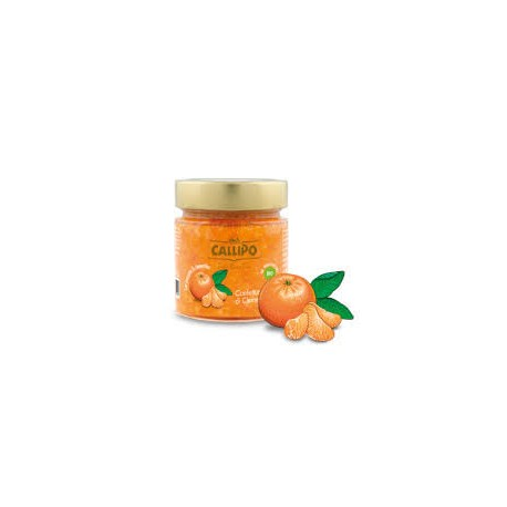 Confettura extra di arancia biologica 300 gr