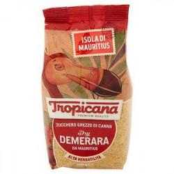 Zucchero di canna Demerara TROPICANA 500gr