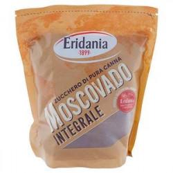 Zucchero tropic Moscovado ERIDANIA tropical moscovado 500gr