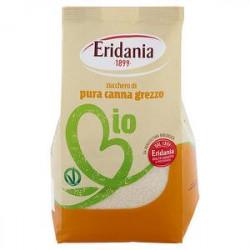 Zucchero grezzo di pura canna Tropical Bio ERIDANIA 500gr