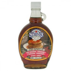 Sciroppo d'acero STEEVES MAPLES 250ml