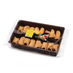 Cannoli siciliani petit vuoti 150 gr