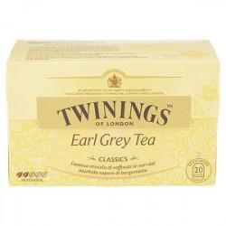 Earl Grey tea TWININGS 40gr conf. da 20 filtri