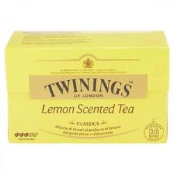 Lemon Scented tea TWININGS 40gr conf. da 20 filtri