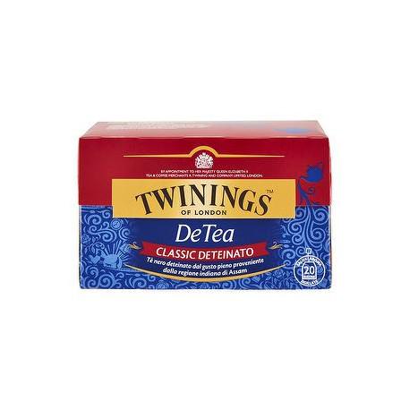 Te' deteinato TWININGS classico conf. 30gr per 20 filtri