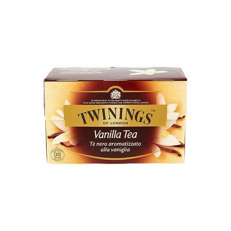 Tea Vanilla TWININGS 40gr conf. da 20 filtri