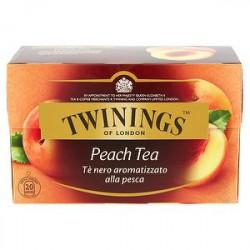 Tea Peach TWININGS 40gr conf. da 20 filtri