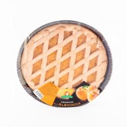 Crostata albicocca 350 gr
