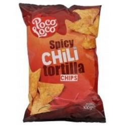Tortilla spicy chili 450 gr