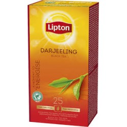 Darjeeling black tea 25 filtri