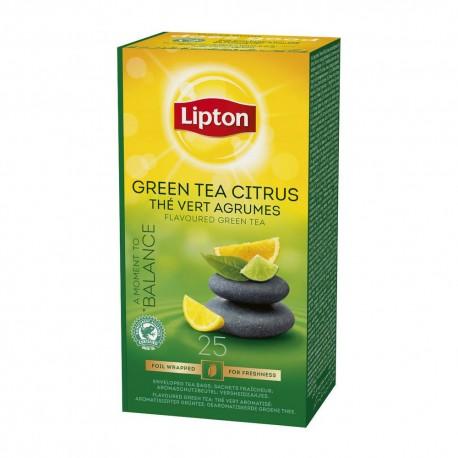 Thè verde agli agrumi 25 filtri