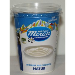 Yogurt bianco 400 gr