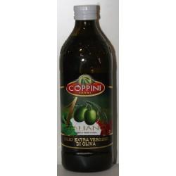 Olio d' oliva extravergine COPPINI 100% ITA 1 l