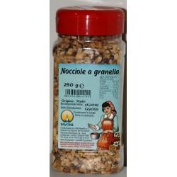Granella di nocciole 250 gr
