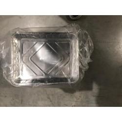 contenitore alluminio 100 pz