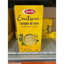 Pasta lasagne Emiliane Barilla 500gr