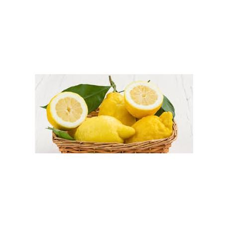 limoni amalfi non trattati 1kg