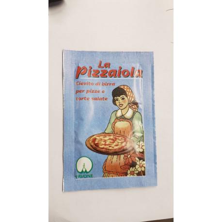lievito di birra per pizze e torte salate 7gr